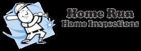 Home Run Inspections Logo